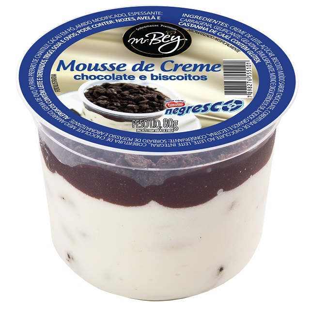 MOUSSE NEGRESCO NESTLE MR BEY 80G