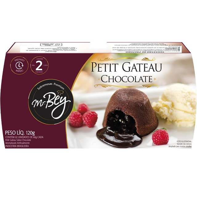 PETIT GATEAU MR BEY 160G