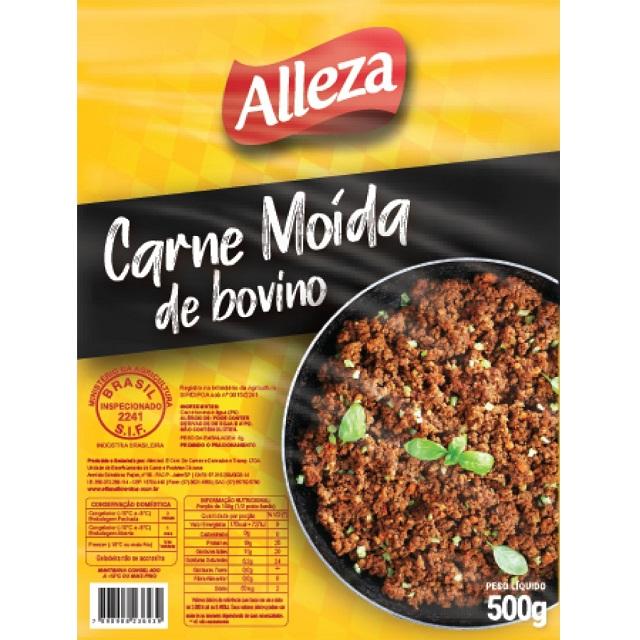 CARNE MOIDA TERMOFORMADA ALLEZA 500G
