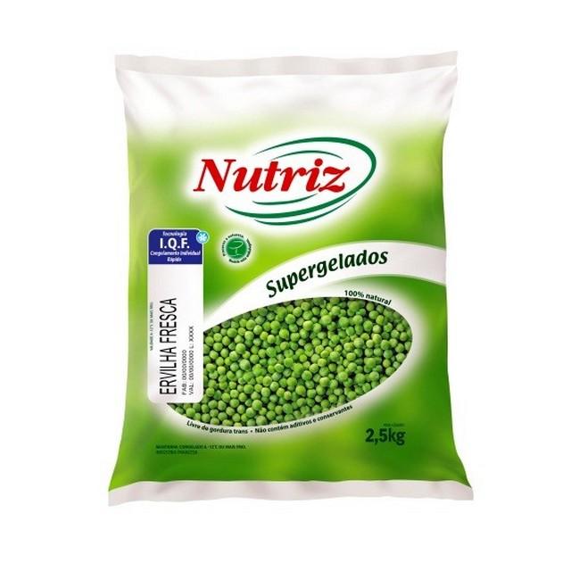 ERVILHA FRESCA NUTRIZ 2,5KG