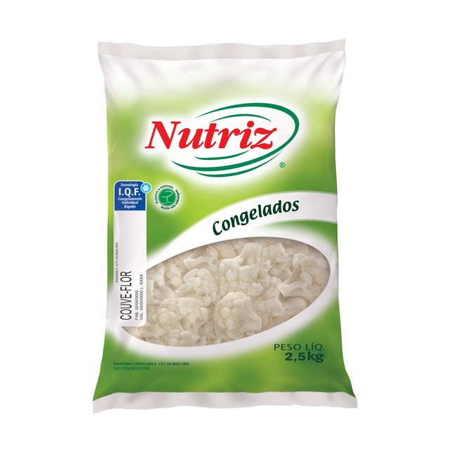 COUVE-FLOR NUTRIZ 2,5KG