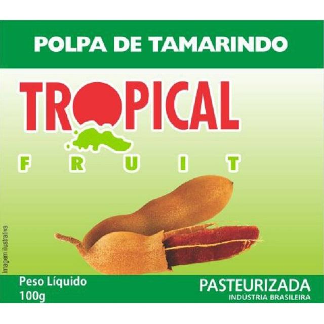 POLPA TAMARINDO TROPICAL 100G