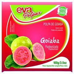 POLPA GOIABA EVA 100G