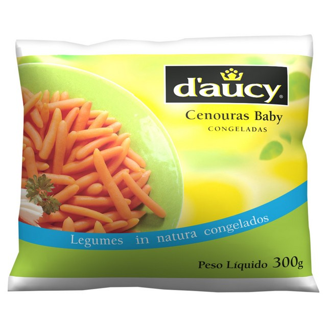 CENOURA BABY DAUCY 300G