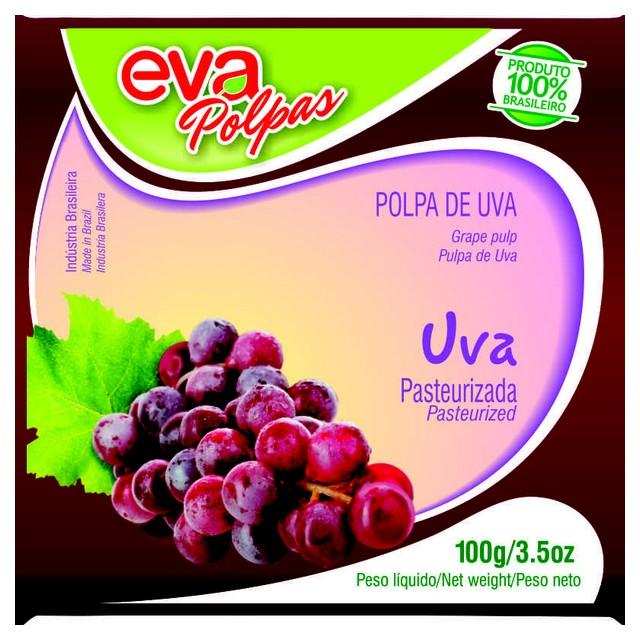 POLPA UVA EVA 100G