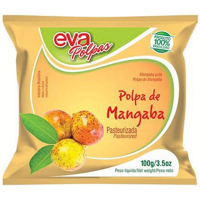 POLPA MANGABA EVA 100G