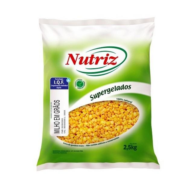 MILHO GRAOS NUTRIZ 2,5KG
