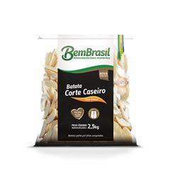 BEM BATATA CORTE CASEIRO C/ CASCA BEM BRASIL 2,5KG