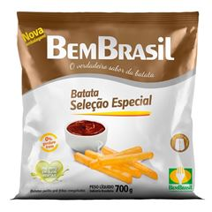 BEM BATATA SEL. ESPECIAL BEM BRASIL 700G