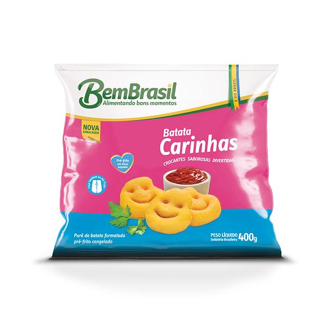 BEM BATATA CARINHAS BEM BRASIL 400G