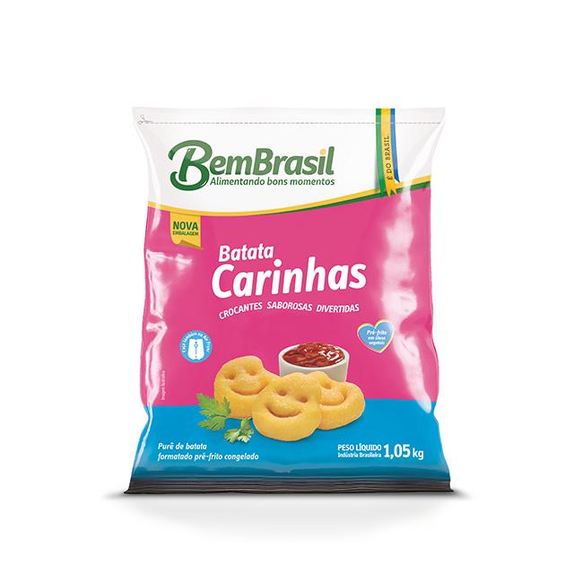 BATATA CARINHAS BEM BRASIL 1,05KG