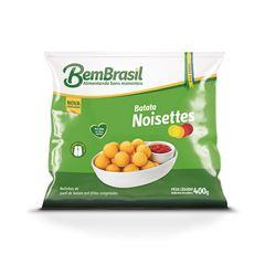 BEM BATATA NOISETTES BEM BRASIL 400G