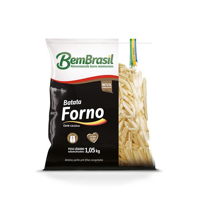 BEM BATATA FORNO BEM BRASIL 1,05KG