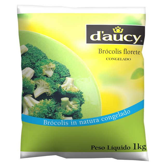 BROCOLIS FLORETE DAUCY 1KG