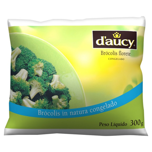 BROCOLIS FLORETE DAUCY 300G