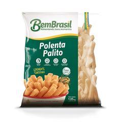 POLENTA PALITO TRADICIONAL BEM BRASIL 1,05 KG