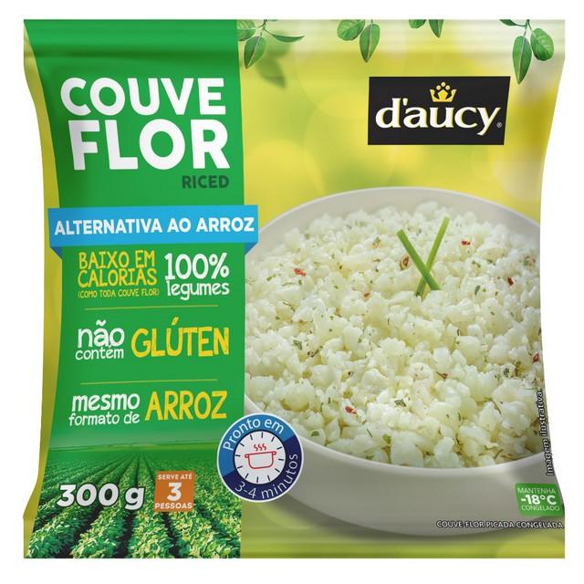 COUVE FLOR FORM ARROZ DAUCY 300G