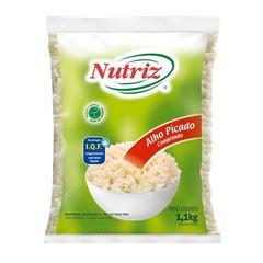 ALHO PICADO NAO COZIDO NUTRIZ 1,1KG