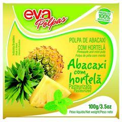 POLPA ABACAXI/HORTELA EVA 100G