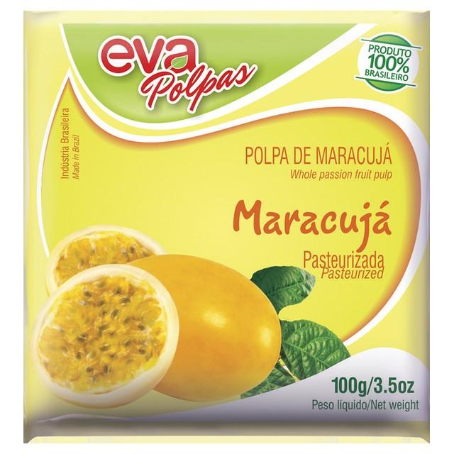 POLPA MARACUJA EVA 100G