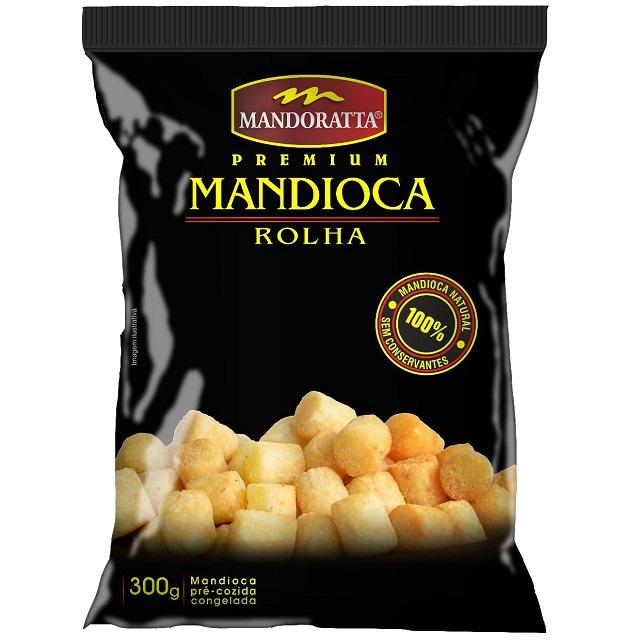 MANDIOCA TIPO ROLHA MANDORATTA 300G