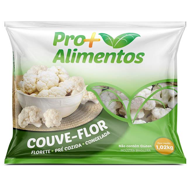 COUVE-FLOR PRO+ 1,02KG
