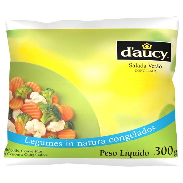 SALADA VERAO DAUCY 300G