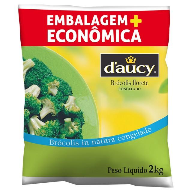 BROCOLIS FLORETE DAUCY2KG