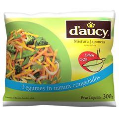 MISTURA JAPONESA DAUCY 300G
